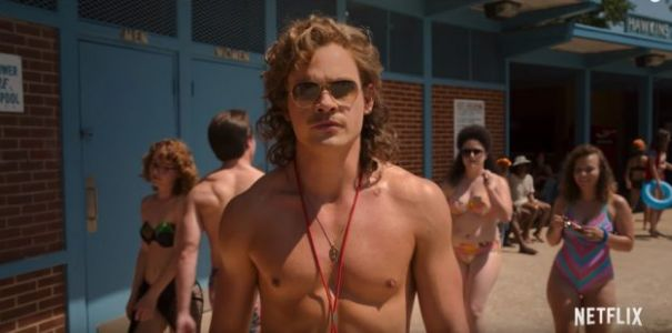 'Stranger Things' Season 3 Trailer: Billy Turns Up the Heat at Hawkins Pool