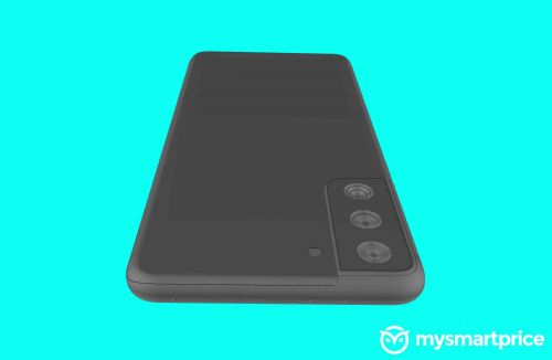 Samsung Galaxy S21+ Design Gets Revealed In RAW Renders