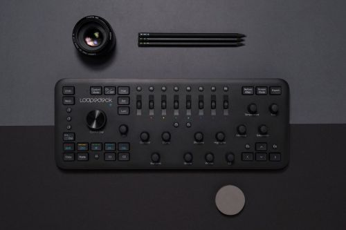 Loupedeck upgrades its photo editing console with better software support and more buttons