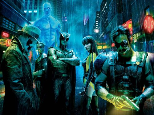 HBO gave an official series order to its first superhero TV show, 'Watchmen,' and shared its all-star cast