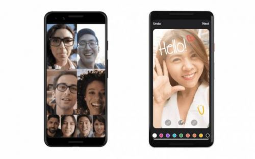 Google Duo group calling arrives with data saving mode in tow