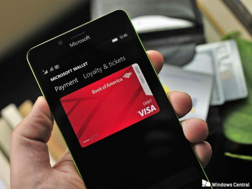 Microsoft Wallet for Windows Phone to be retired in February