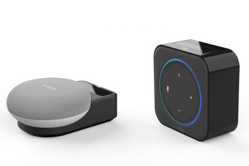 Wi-Charge harnesses light to free Amazon Echo Dot and Google Home Mini smart speakers from power cords