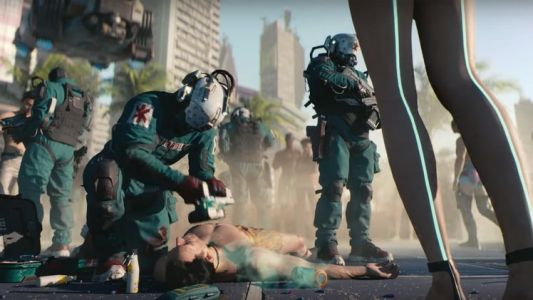 CyberPunk 2077's release date just got pushed back to later this year