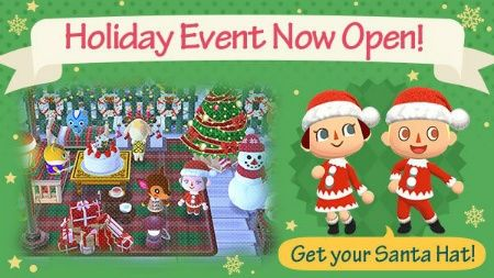 Animal Crossing: Pocket Camp guide - how to get every holiday item