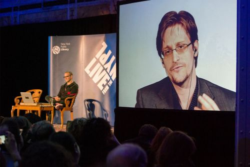 Edward Snowden NFT sells for more than $5.4 million
