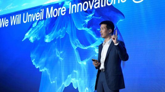 Huawei set to continue major R&D spending spree