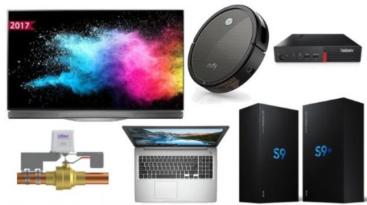 Geek Deals Roundup: $600 Lenovo Micro Desktop, $80 Smart Automatic Water Shutoff Valve, and more