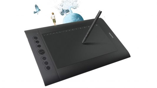 There's a top deal on our top-rated Huion graphics tablet