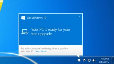 Microsoft Won't Secretly Shove Windows Upgrade Files Onto Your PC Any More