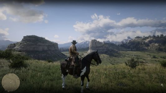 The company behind 'Grand Theft Auto' just offered a first look at its next game, set in the Wild West - take a look