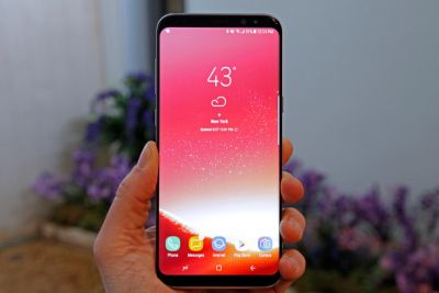 The Galaxy S8's red display problem isn't really a problem