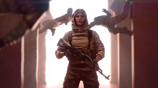 Rainbow Six Siege new 'Nomad' Operator will blow you away