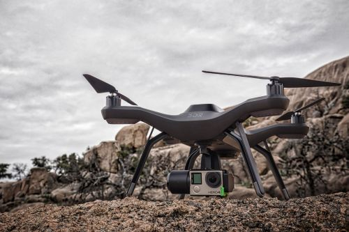 Larry Page's air taxi startup is buying former DJI rival 3D Robotics