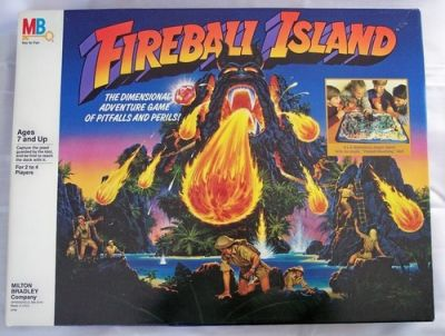 Danger! Adventure! Marbles! Fireball Island is Coming Back