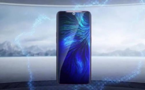 OPPO teases in-screen front camera for this week's big event
