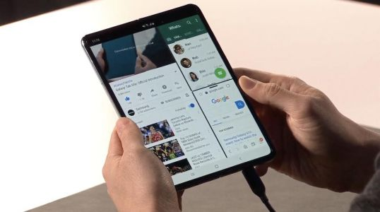Galaxy Fold: Samsung's New Foldable Phone Costs $2,000