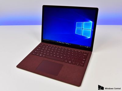 Windows 10 S recovery images for Surface Laptop now available