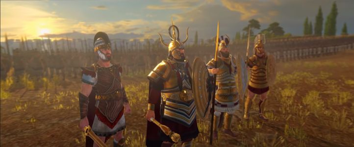 Total War Saga: TROY is Free for The First 24 Hours in Epic Store!