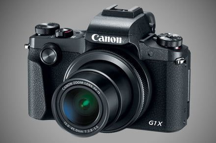 With a sensor pulled from DSLRs, Canon's G1 X Mark III is as advanced as compacts get