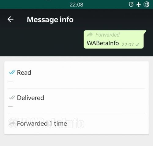 WhatsApp va simplifier l'identification du spam et autres fake news