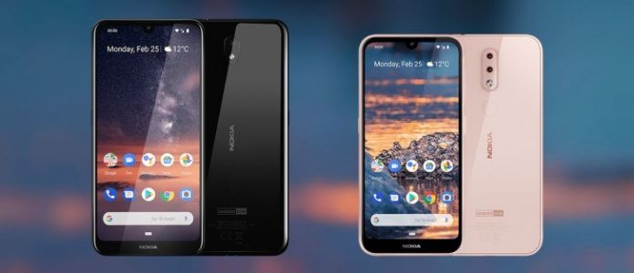 Nokia 4.2 Officially Listed In France, Italy, and Spain