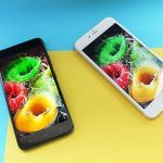 Can the display of AllCall Madrid compete with iPhone 6s Plus ?