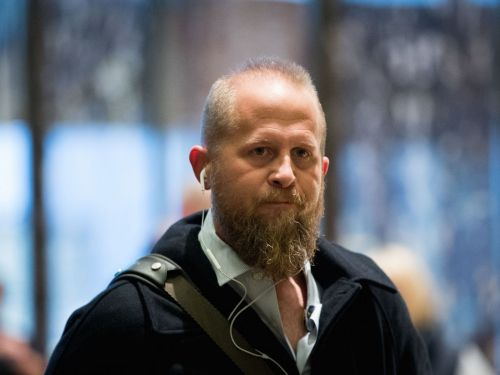Trump's campaign manager calls Google a 'threat to the republic' after a leaked video shows executives lamenting Trump's 2016 victory