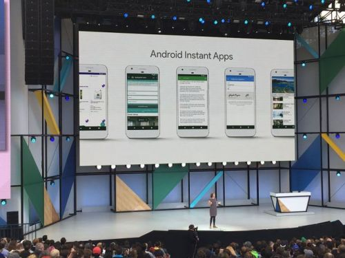 Google Play adds Android Instant Apps via a 'Try it Now' button, among other changes