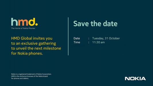 HMD Global is launching a new Nokia phone in India on October 31