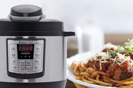 The Instant Pot Lux is a gateway drug into the pleasures of pressure cooking