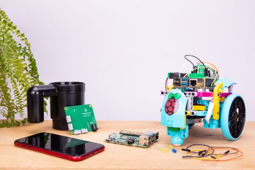 This Raspberry Pi add-on lets you control Lego robots