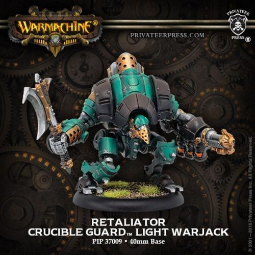 Privateer Press Previews New Crucible Guard Releases For Warmachine