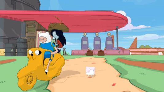 Adventure Time: Pirates of the Enchiridion, An Open World Pirate Game, Announced For Spring