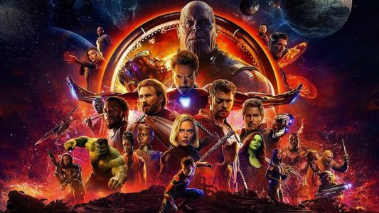 This Homemade AVENGERS: INFINITY WAR Standee is the Stuff of Internet Legend
