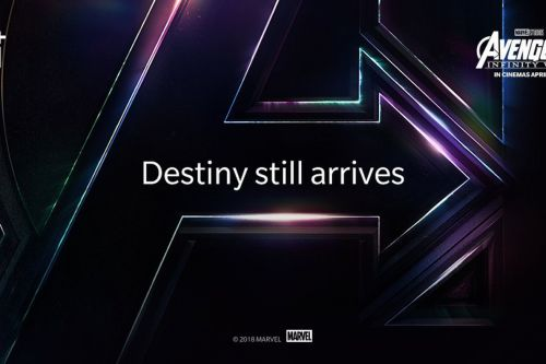 OnePlus is releasing an Avengers-themed OnePlus 6 in India