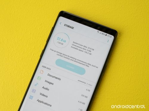 Samsung Galaxy Note 9: Which storage size should I buy?