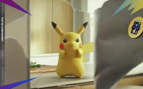 Rian Johnson's Pokemon GO trailer makes original dream a reality