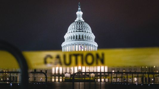 Government shutdown has left several US agency websites inaccessible