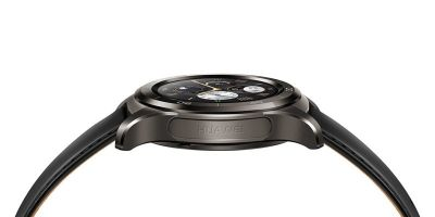 Huawei Launches Watch 2 Classic in Stainless Steel & Black Leather