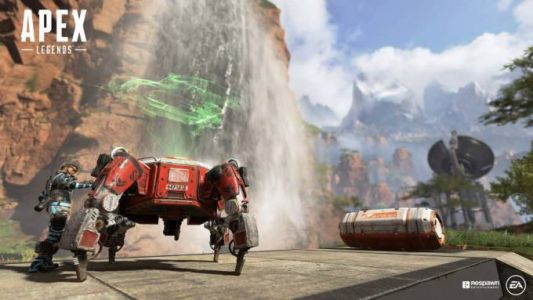 Apex Legends players find trick to swap loot boxes for crafting metals