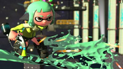 Inkopolis In Splatoon 2 Is Drowning Out Hate With Trans-Positivity