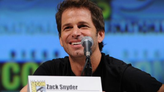 Zack Snyder's new Netflix animation finally has a title and cast list