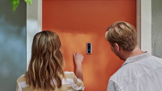 Ring's renter-friendly Door View Cam is finally available to buy