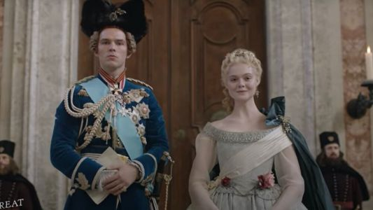 Hulu Renews THE GREAT Starring Elle Fanning and Nicholas Hoult for a Second Season
