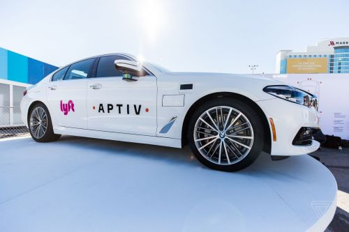 Lyft and Aptiv have completed 5,000 paid trips in their self-driving taxis