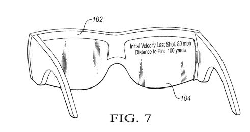 Nike Patents Wearable AR System To Help Golfers Improve