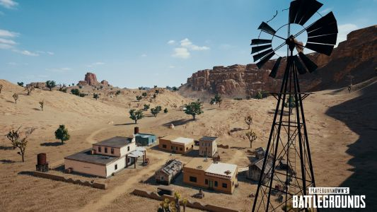 PUBG desert map revealed in new screens, and it's called Miramar
