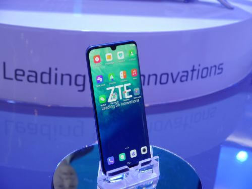 ZTE Axon 10 Pro 5G Version Coming After May 1 Holiday