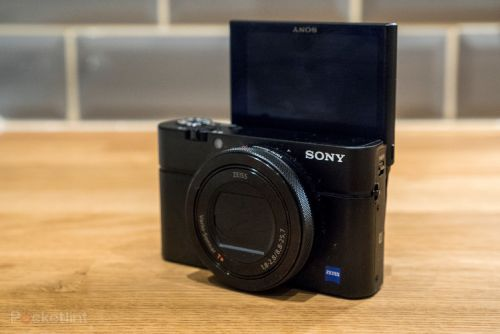 Grab a Sony RX100 IV high-end compact for just £575, save £425 today only